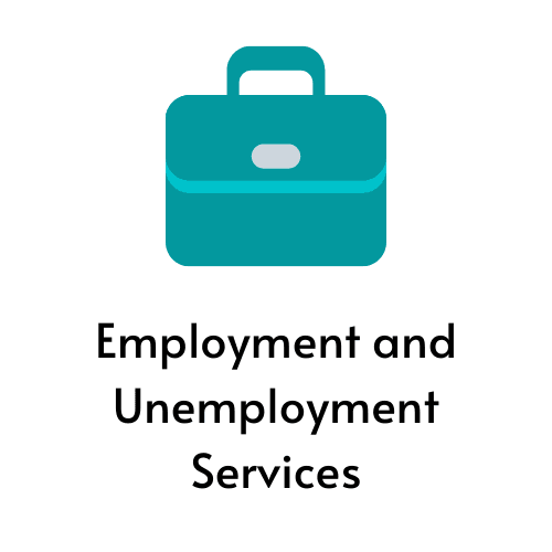 Employment and Unemployment Services